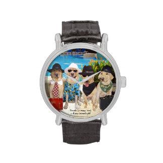 Sharp Dressed Labs Wristwatch