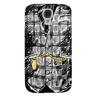 Sharp Dressed phone Galaxy S4 Case