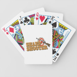Sharp Shooter Bicycle Playing Cards