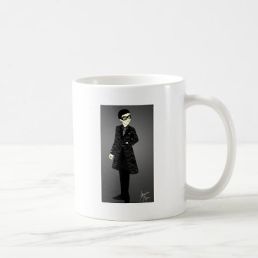 jasmineflynn Sharp Suit Coffee Mug