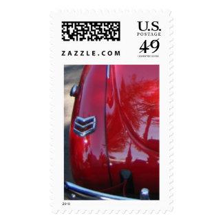 Sharp Taillights Stamp