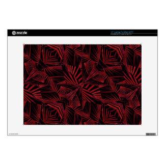 Sharp Tribal Pattern Laptop Decal