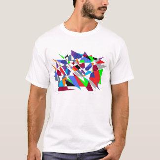 Sharp yet Colorful T-Shirt