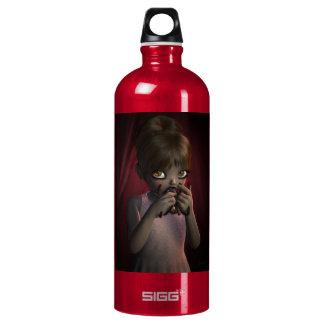 SHARPE: Araña deliciosa (botella de agua)