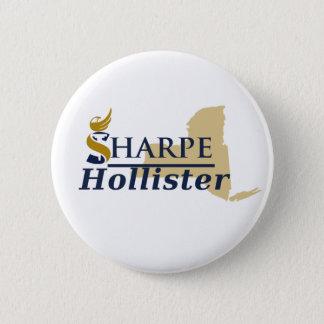 Sharpe/Hollister Button