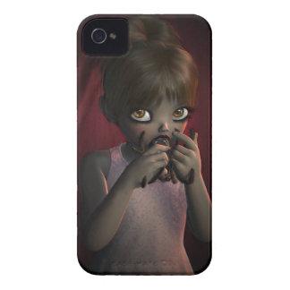 SHARPE: Yummy Spider (Blackberry Skin) Case-Mate iPhone 4 Case
