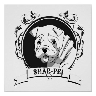 SHARPEI 2 POSTERS