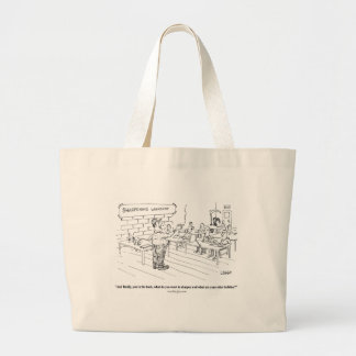Sharpening Workshop Cartoon Bag