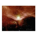 Sharpless 140 Nebula Postcard