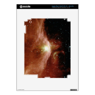 Sharpless 140 Nebula Decal For iPad 3