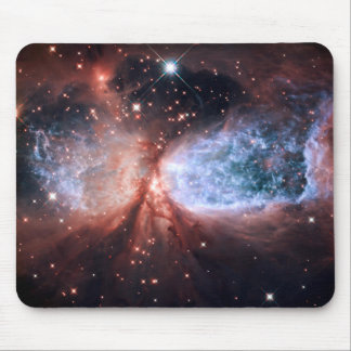 Sharpless 2-106 Nebula Star Space Mouse Pad