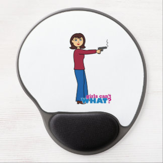 Sharpshooter Gel Mouse Pad