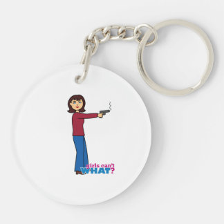 Sharpshooter Keychains