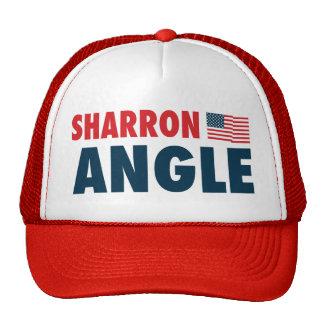 Sharron Angle Patriotic Trucker Hat