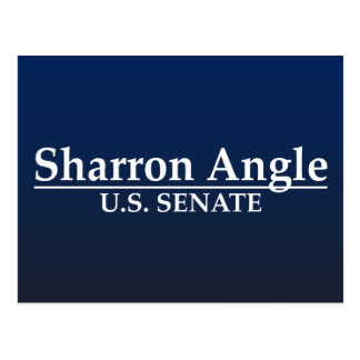 Sharron Angle U.S. Senate Postcard