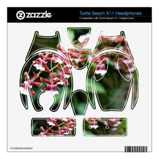 Sharry Baby Oncidium Headphones Turtle Beach X11 Skins