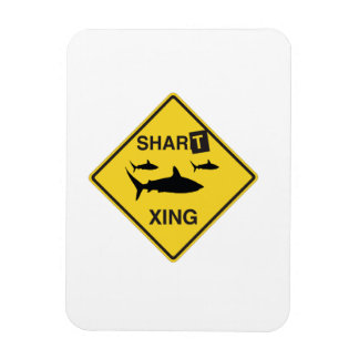 Shart Crossing Flexible Magnet