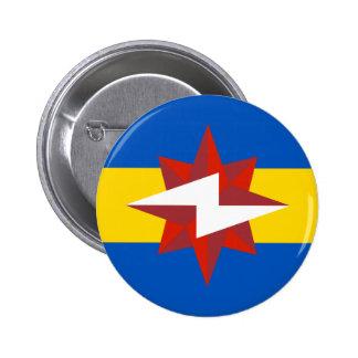 Sharypovo, Rusia Pin Redondo De 2 Pulgadas