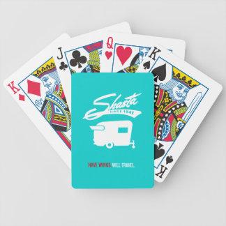 Shasta Camper RV Camping Cards Card Decks
