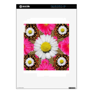 Shasta Daisy & Pink Gerbera Gifts iPad 2 Decal