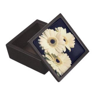 Shasta Daisy Trinket Box