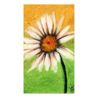 Shasta Daisy V Business Cards