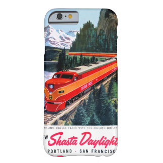 Shasta Daylight Portland San Francisco Poster Barely There iPhone 6 Case