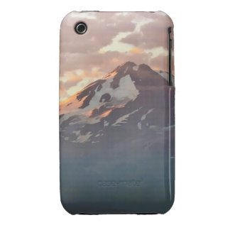 SHASTA DEL SOPORTE iPhone 3 Case-Mate FUNDAS