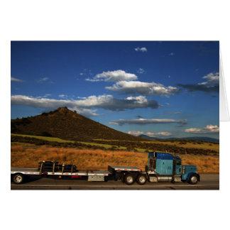 Shasta I-5 Trucking Card