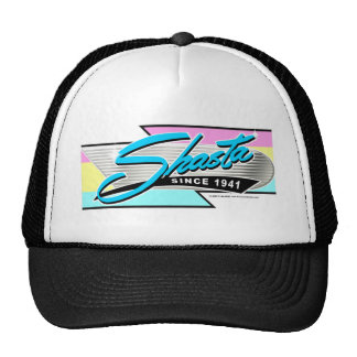 Shasta Z Stripe Trucker Hat