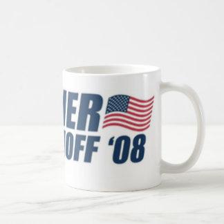 shatner/hasselhoff 2008 coffee mug