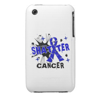 Shatter Anal Cancer iPhone 3 Covers