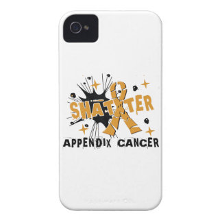 Shatter Appendix Cancer iPhone 4 Covers