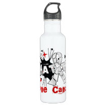 Shatter Bone Cancer Water Bottle