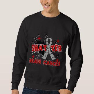 Shatter Brain Cancer Sweatshirt