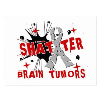 Shatter Brain Tumors Post Cards