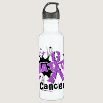 Shatter Cancer Water Bottle