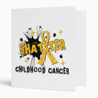 Shatter Childhood Cancer Binders