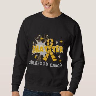 Shatter Childhood Cancer Sweatshirt