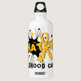 Shatter Childhood Cancer Water Bottle