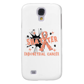 Shatter Endometrial Cancer Galaxy S4 Cover