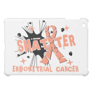 Shatter Endometrial Cancer Case For The iPad Mini
