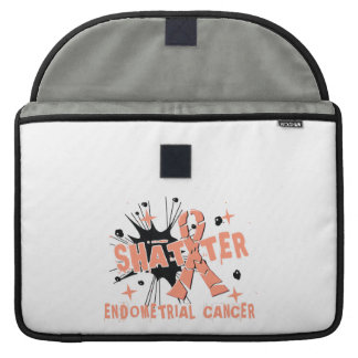 Shatter Endometrial Cancer Sleeves For MacBook Pro