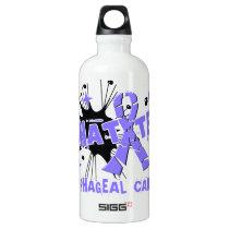 Shatter Esophageal Cancer Aluminum Water Bottle