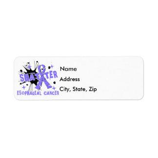 Shatter Esophageal Cancer Label