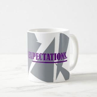 Shatter Expectations Coffee Mug