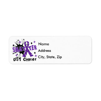 Shatter GIST Cancer Label