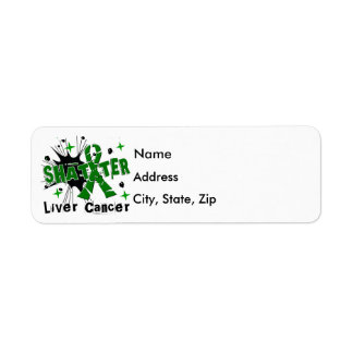 Shatter Liver Cancer Label