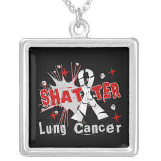 Shatter Lung Cancer Custom Jewelry