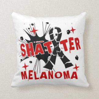 Shatter Melanoma Pillow